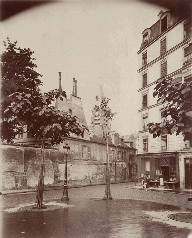 Eugene Atget, St Médard