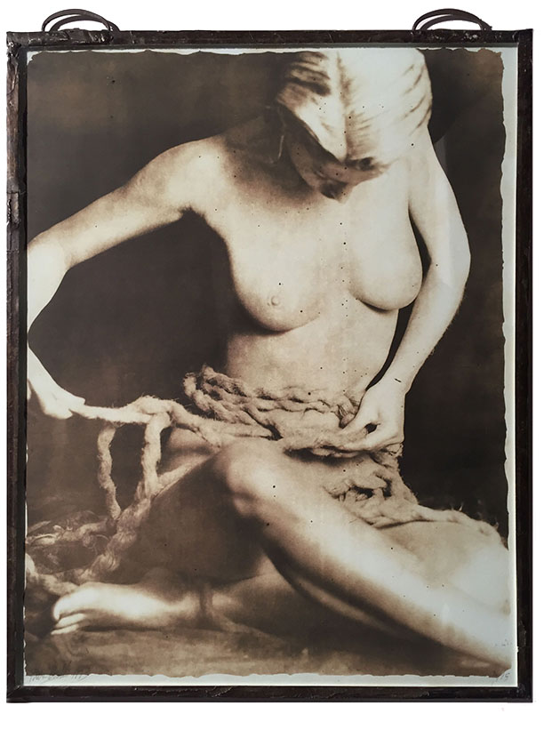 "Image 3, Untitled, NYC, 1995, 14 x 11"", edition 10/15"