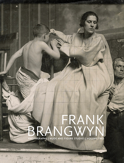 Frank Brangwyn, Nude and Figure Studies, Volume Two