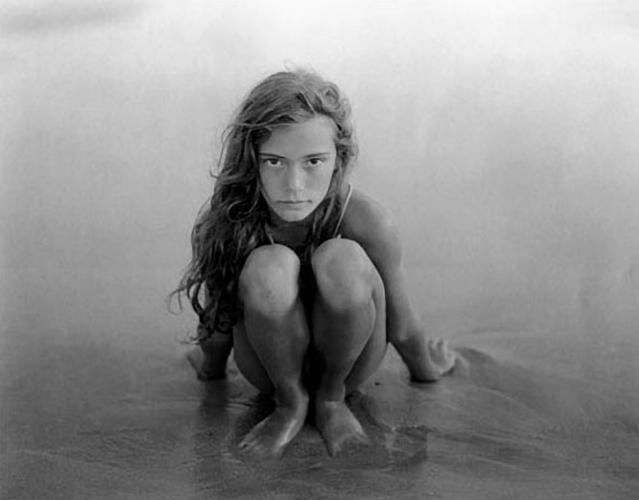 Fanny, Montalivet, France, 1995