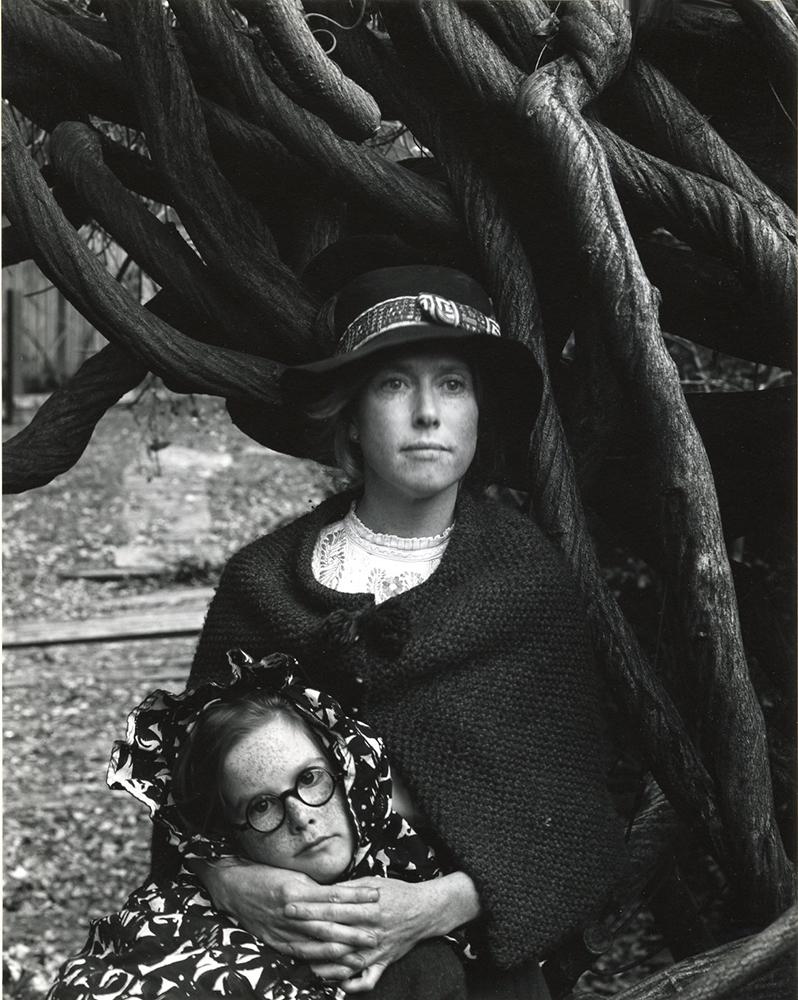 Judy Dater, Gael and Rachel