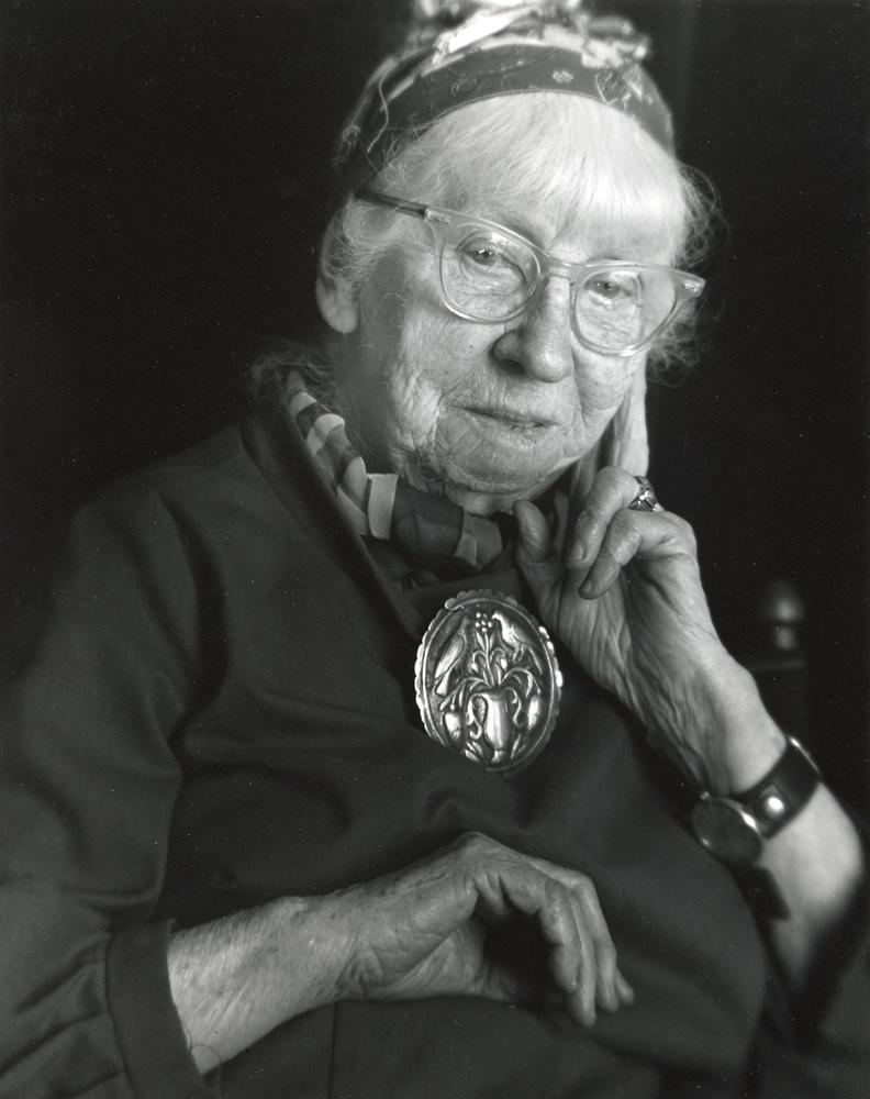 Judy Dater, Imogen Cunningham