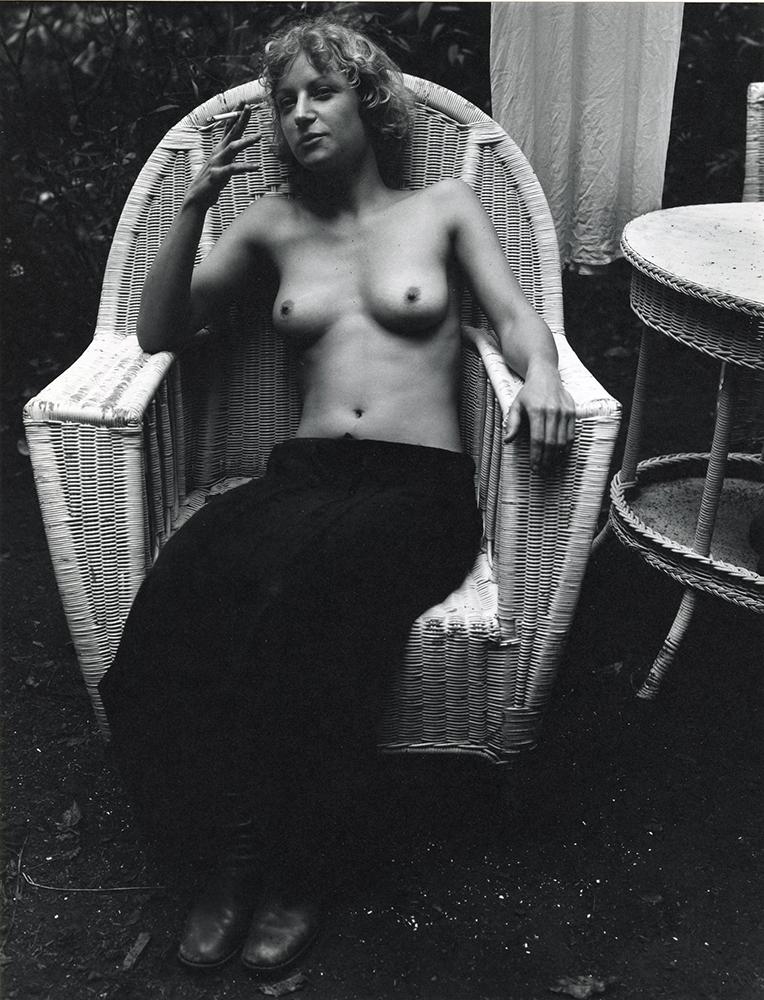 Judy Dater, Maggy Wells