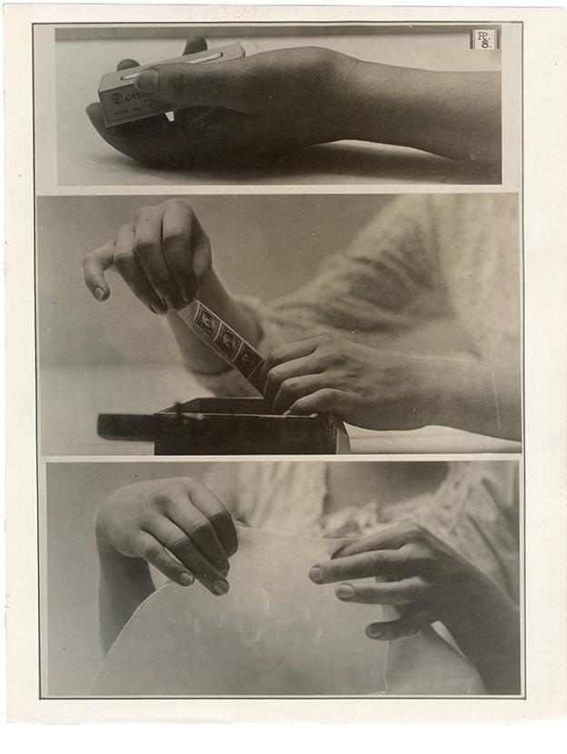 Charles Schenk hand study #2