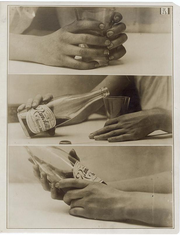 Charles Schenk, hand study, Plate 23