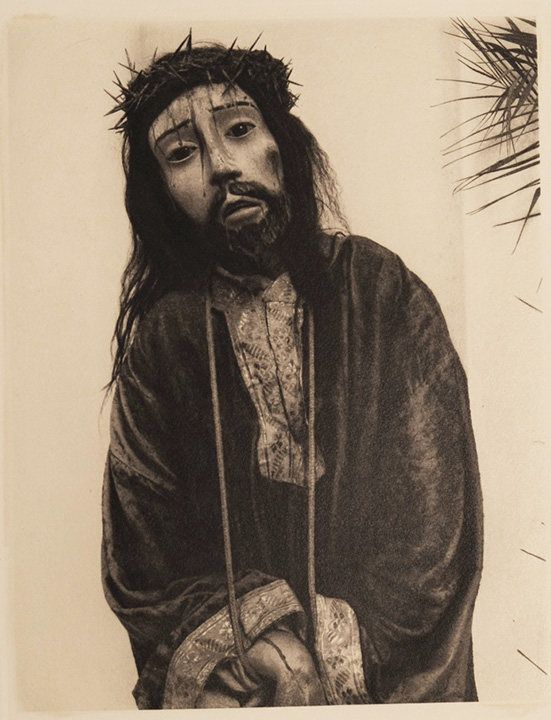 Paul Strand, Cristo with Thorns
