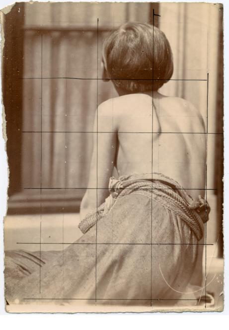 Frank Brangwyn, Study for Horton House Murals, c. 1916,