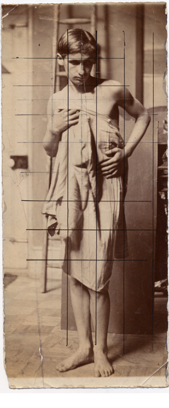Frank Brangwyn, Study for St. Aidan Panel, Christ's Hospital (Chapel) West Horsham, 1912