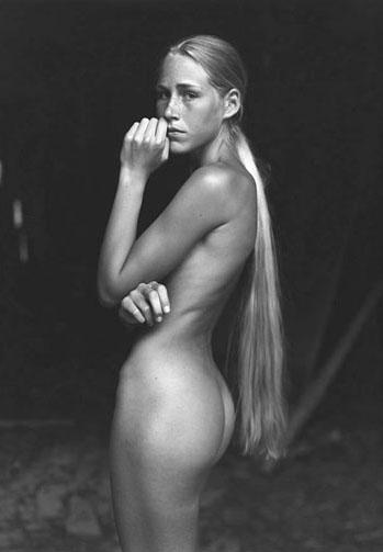 Nikki, Montalivet, France, 1997