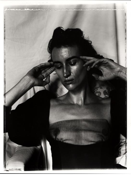 Christophe-Cufos, Yves Saint Laurent Model